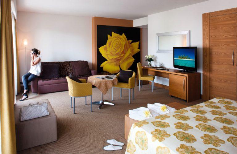 Junior Suite Hotel Relais Le Betulle Conegliano