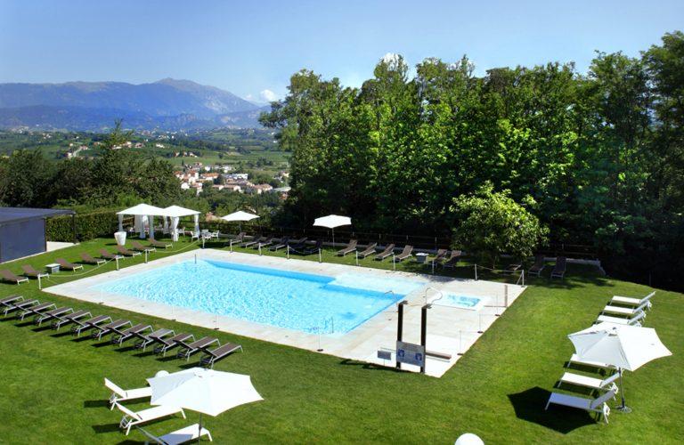 Piscina Hotel Relais Le Betulle Conegliano