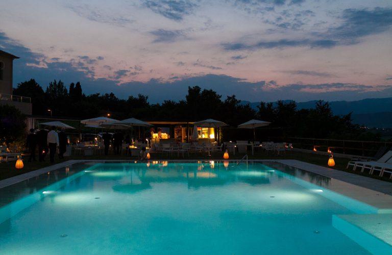 Piscina - Hotel Relais Le Betulle Conegliano