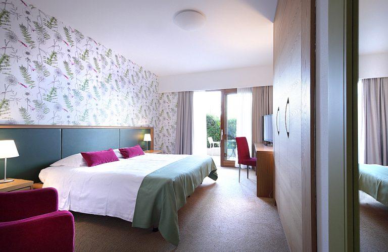 Camere Deluxe - Hotel Relais Le Betulle Conegliano