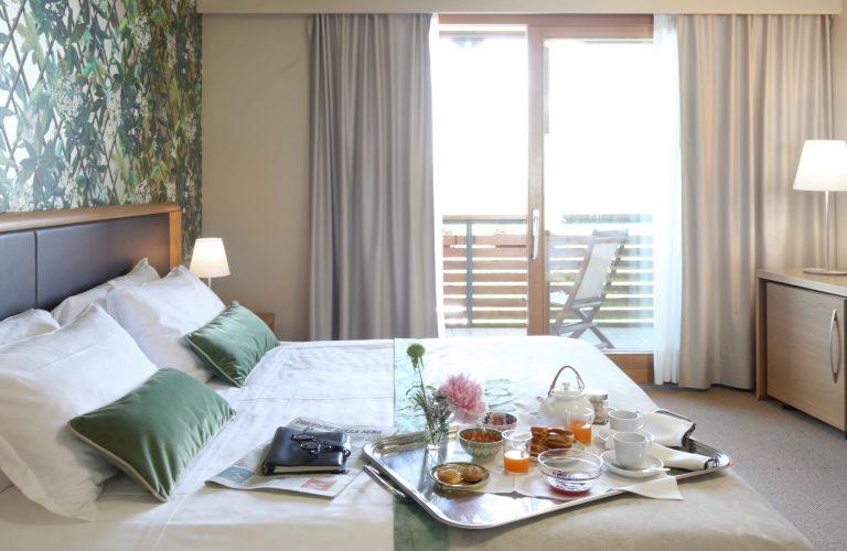 Camere Deluxe Hotel Relais Le Betulle Conegliano