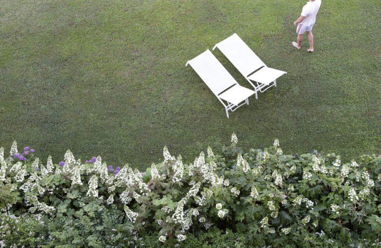 Swimming-pool Hotel Relais Le Betulle Conegliano